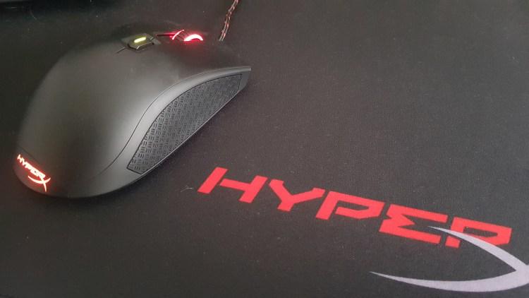 avis souris HyperX Pulsefire FPS