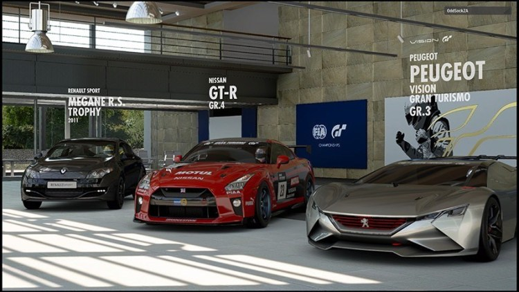 test gt sport un vrai gran turismo ou sortie de route. Black Bedroom Furniture Sets. Home Design Ideas