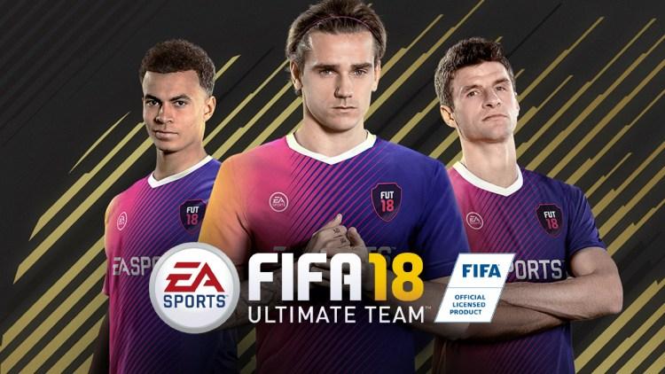 FIFA FUT 18