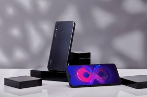 test smartphone honor 8x