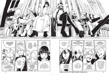 Avis manga Black shadow tome 1 3