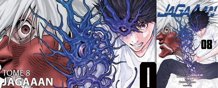 Avis Manga Jagaaan Tome 8 Manga
