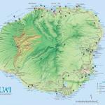 Kauai Island Maps Geography Go Hawaii