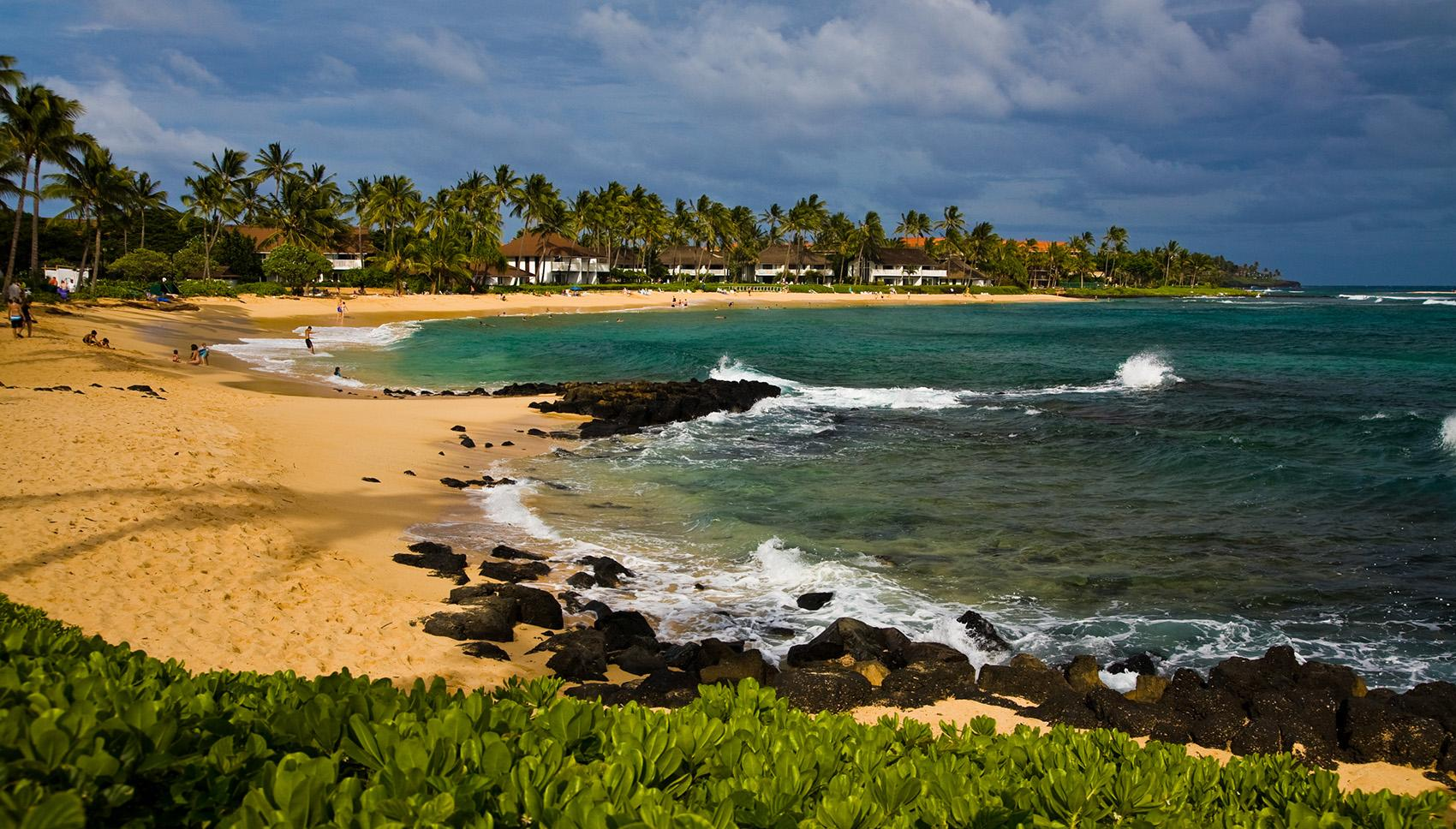 Kauai Beaches Guide Of Hawaii