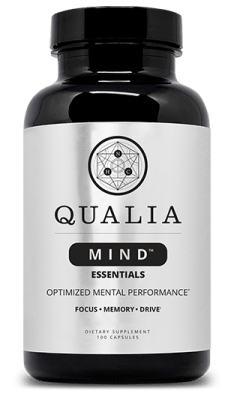 Qualia Mind Essentials (Qualia Focus) Review by Go Healthy West Piedmont