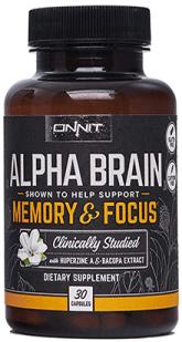 Alpha Brain Go Healthy West Piedmont Review