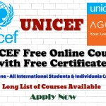 UNICEF Free Online Courses