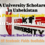 AKFA University Scholarships