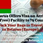 Belarus visa on arrival