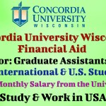Concordia University Wisconsin Financial Aid