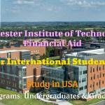 RIT International Student Financial Aid