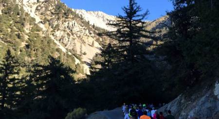 Adventures In Los Angeles - Backpacking Trip To Mt Baldy