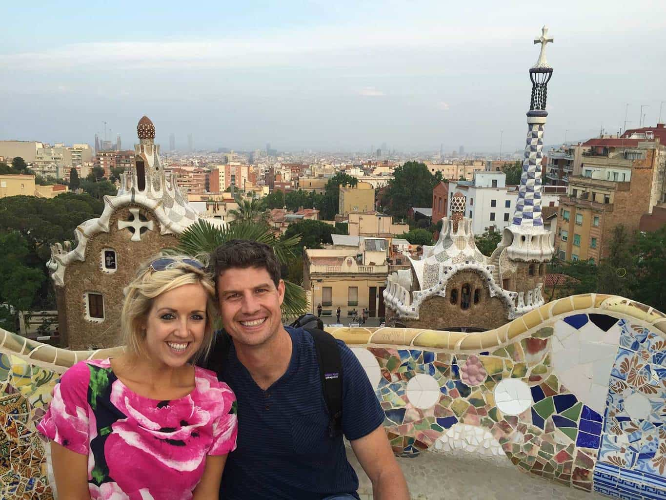 Park Guell Hiking Trail Best Places To See In Barcelona Spain