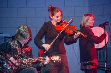 Alexander Wurlitzer, Magdalena Krampitz, Rebecca Didt, Buckley´s Chance; Foto: Andreas Reichelt