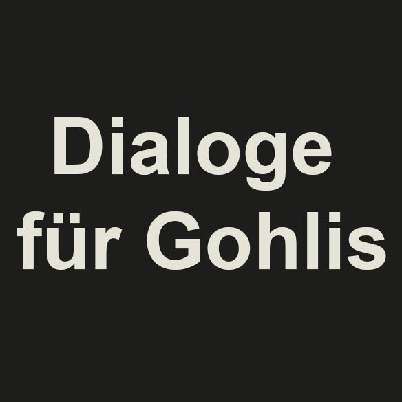 Logo Dialoge für Gohlis