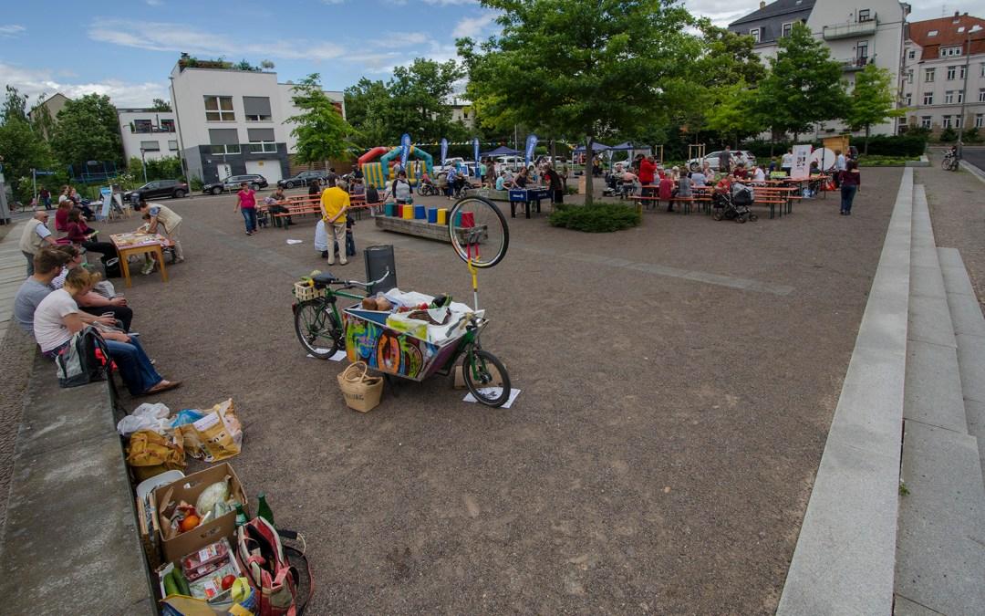 Gohliser Kinder- und Sommerfest 2016; Foto: Andreas Reichelt