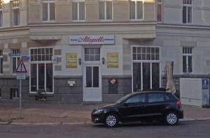 Pizzeria Allegretto in der Landsberger Straße; Foto: Matthias Reichmuth