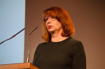 Grußwort von Petra Köpping, Sächsische Staatsministerin für Integration und Gleichstellung; Foto: Andreas Reichelt