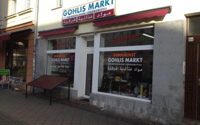 GF 1/2018: Gohliser Geschäftsleben
