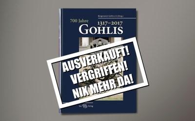 """700 Jahre Gohlis"" ausverkauft"