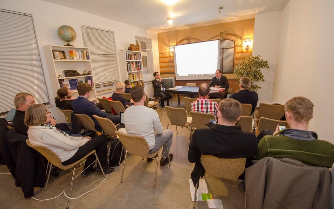 Bürgerverein Gohlis weiter auf Wachstumskurs