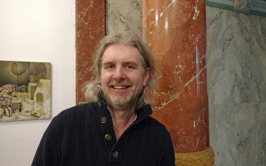 Jürgen Schrödl leitet das Budde-Haus und freut sich über dessen Entwicklung