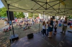 Sommerfest 2ß18 des Bürgervereins Gohlis e. V.; Foto: Andreas Reichelt