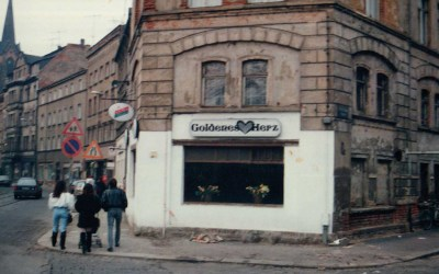 "Stadtteilgeschichte: Das ""Goldene Herz"" oder  Meigl Hoffmann als Leipzigs jüngster Kneiper"