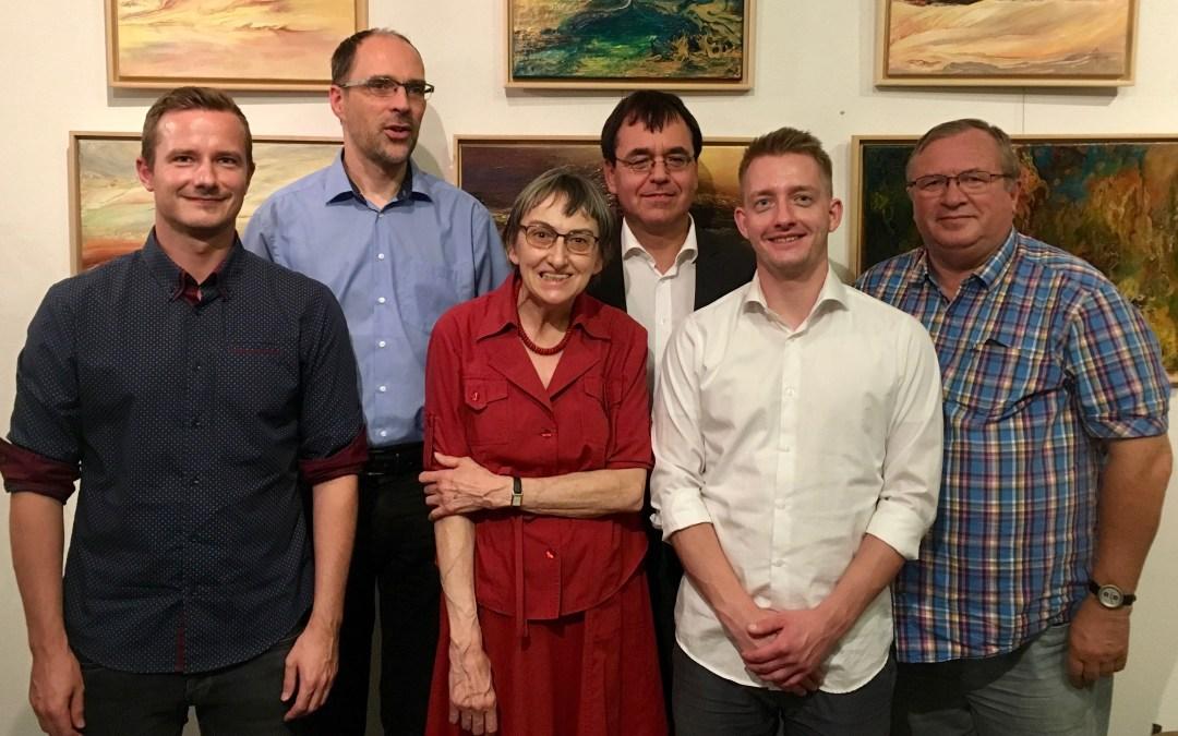 Bürgerverein Gohlis e.V. wählt neuen Vorstand