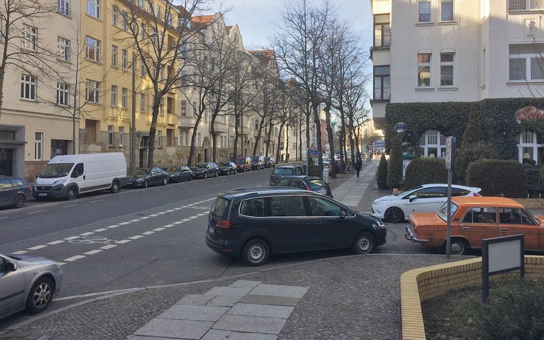 Anwohnerparken in Gohlis – eine gute Idee?