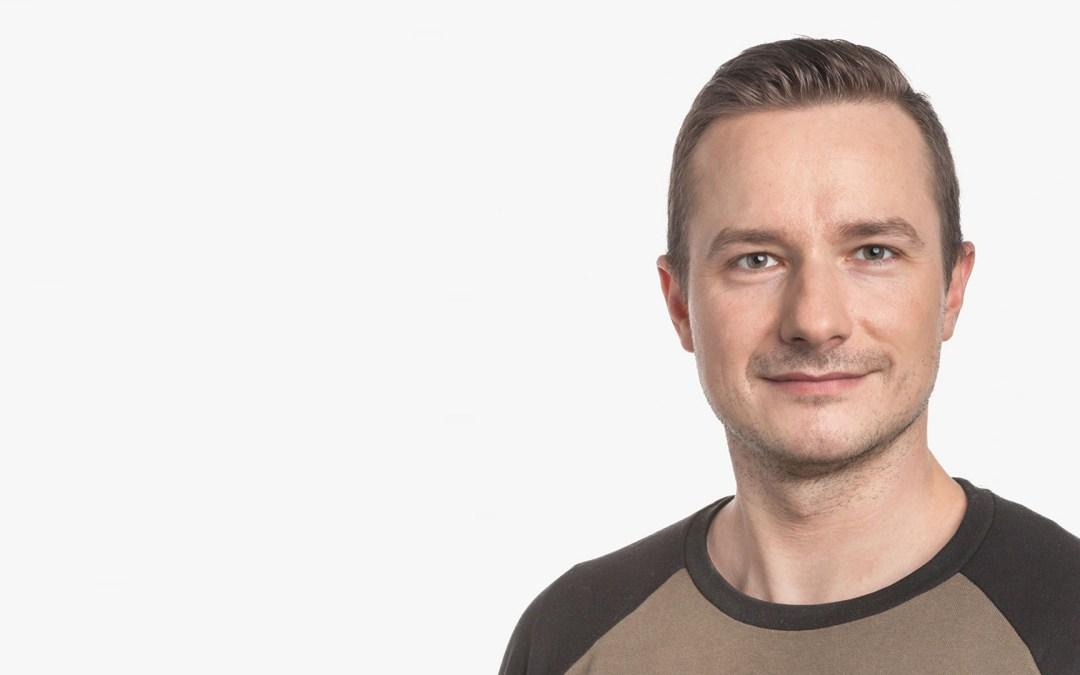 Tino Bucksch Vorsitzender des Bürgervereins Gohlis e. V.