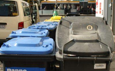 Engpässe der Abfallentsorgung in Gohlis nur Symptom stadtweiter Verkehrsprobleme