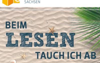 """Buchsommer 2019 – Neues aus der Bibliothek Gohlis """"Erich Loest"""""""