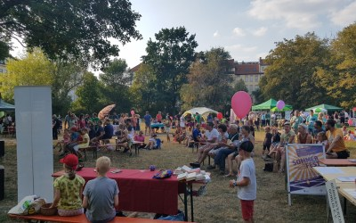 Rückblick und Ausblick: Sommerfest des Bürgervereins