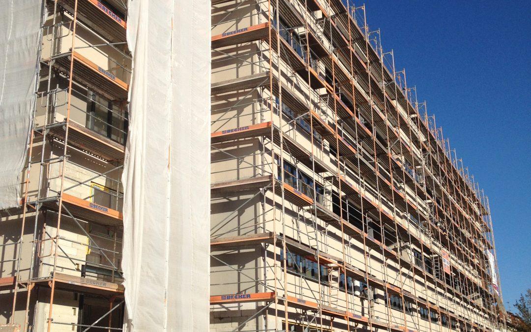 Baugeschehen: Von Neubauten und Sanierungen
