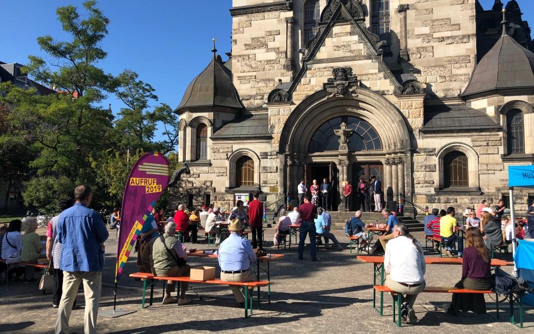 Jubiläum: Interreligiöses Dankfest schon zum 5. Mal