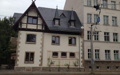 Gohliser Baugeschehen – Vom Abriss bis zum Platzumbau