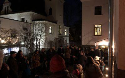 Advent in den Höfen und Gärten von Gohlis – 2020 Edition