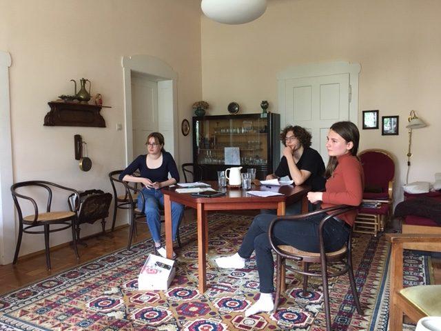 Geschichte in Geschichten (Teil 5) – Schüler fragen Zeitzeugen: Ludmila Adelheid Scholz