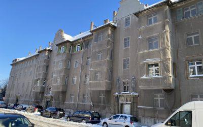 Gohliser Baugeschehen: Größte Gohliser Sanierung steht an