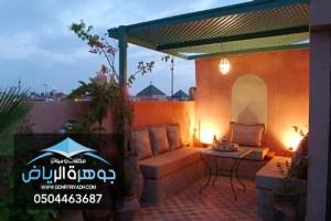 تركيب مظلات اسطح منازل الرياض