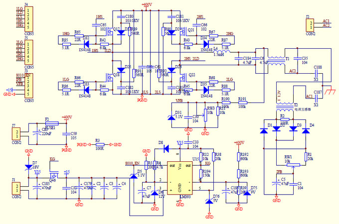 Abb Vfd Control Wiring Diagram Free Download Homemade 2000w Power Inverter With Circuit Diagrams Gohz Com