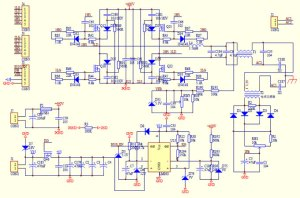 Homemade 2000w power inverter with circuit diagrams | GoHz