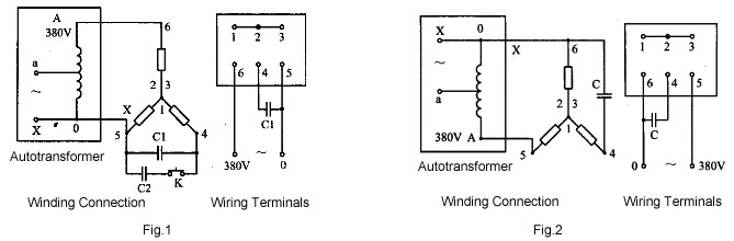 220v motor wiring diagram 2006 jeep liberty trailer 3 phase running on single power supply gohz com 380v 1