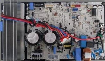 curso para conserto de placas de ar condicionado
