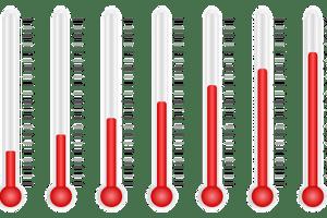 termômetro para medir Superaquecimento e Sub-Resfriamento