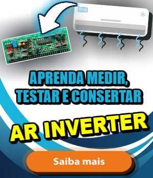Aprenda a Medir, Testar e Consertar Qualquer Ar Condicionado Inverter.