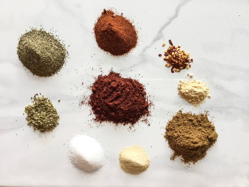 Homemade Easy Taco Seasoning