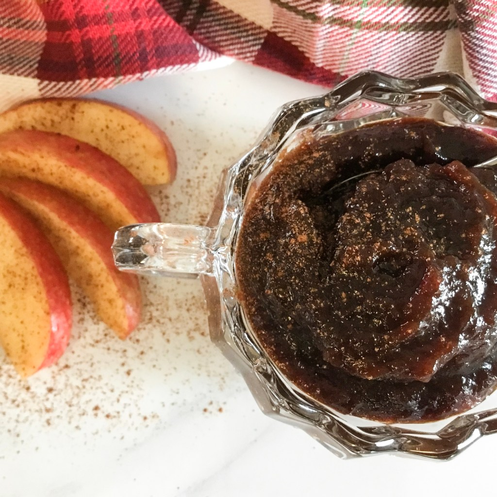 Crockpot Cinnamon Apple Butter