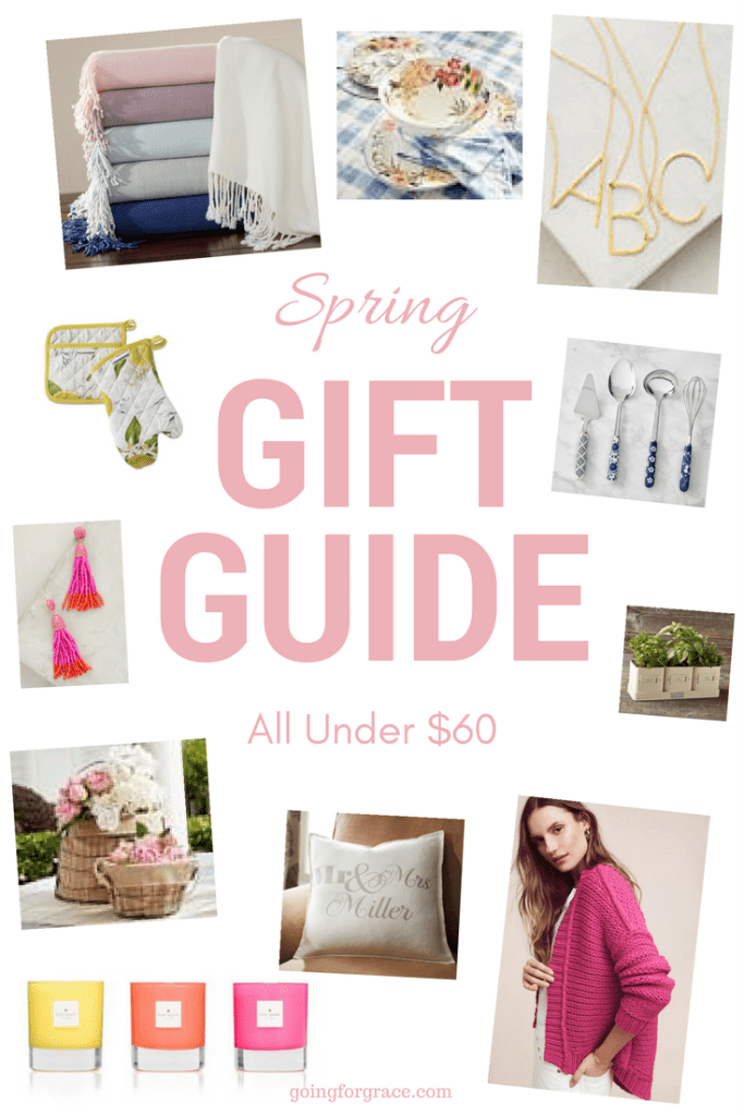 Spring Gifts Under $60